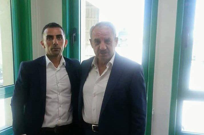 زيارة رئيس بلدية الدوحة لمجموعة الجراشي الاستثمارية